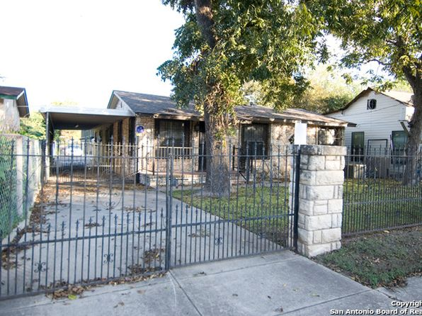 4 bed 2 bath Single Family at 856 SW 34th St San Antonio, TX, 78237 is for sale at 115k - 1 of 22