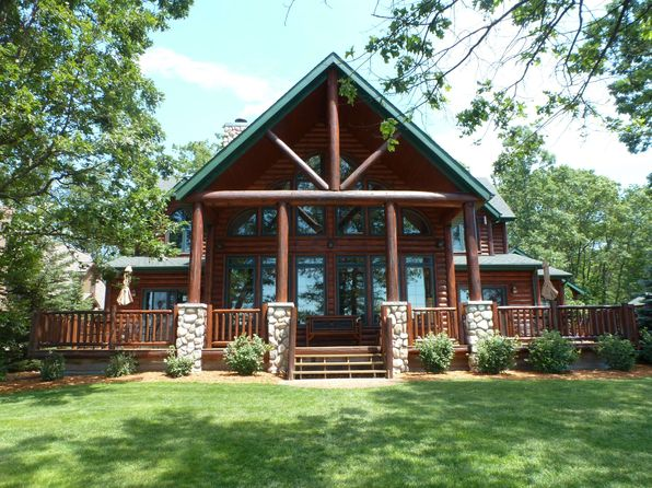 3 bed 3 bath Single Family at 5882 Twin Lakes Rd Saint Helen, MI, 48656 is for sale at 489k - 1 of 27
