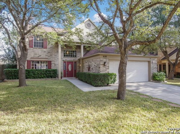 4 bed 3 bath Single Family at 1638 Oakcask San Antonio, TX, 78253 is for sale at 239k - 1 of 25
