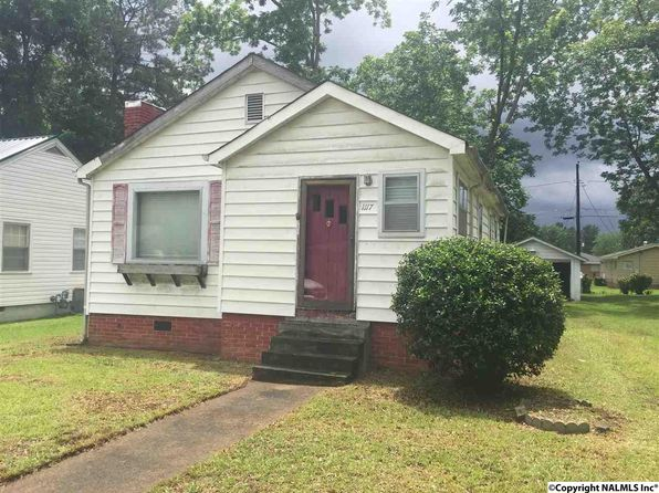 2 bed 1 bath Single Family at 1117 Windsor St Gadsden, AL, 35903 is for sale at 40k - 1 of 25