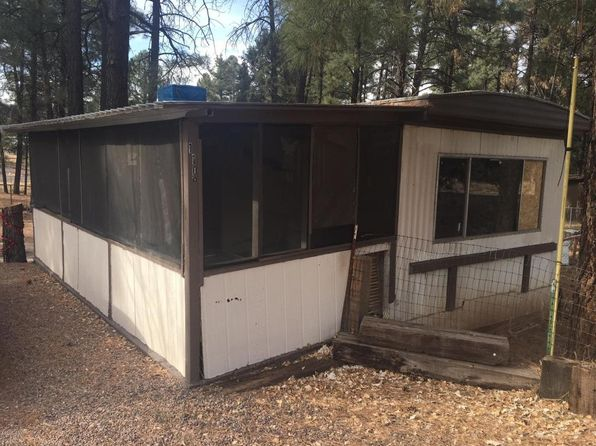 2 bed 1 bath Mobile / Manufactured at 1100 N 22ND DR SHOW LOW, AZ, 85901 is for sale at 55k - 1 of 13