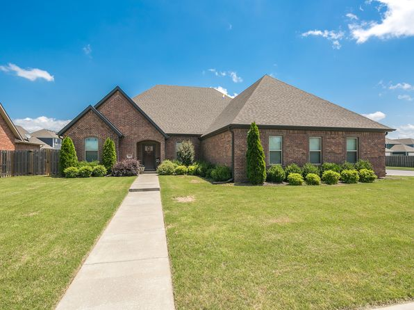 4 bed 3 bath Single Family at 584 N Mulligan Dr Fayetteville, AR, 72704 is for sale at 290k - 1 of 29