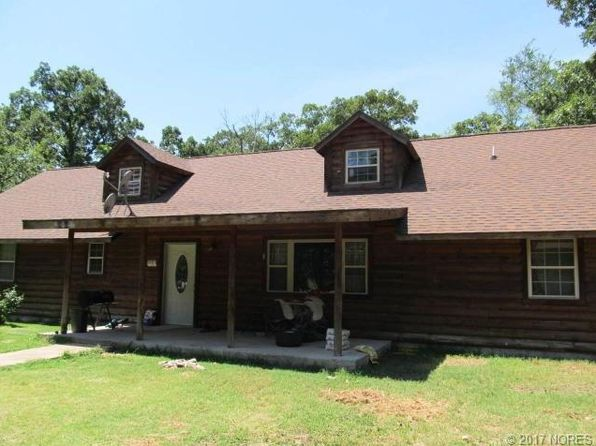 3 bed 2 bath Single Family at 251 Waynoka Dr Eucha, OK, 74342 is for sale at 129k - 1 of 3