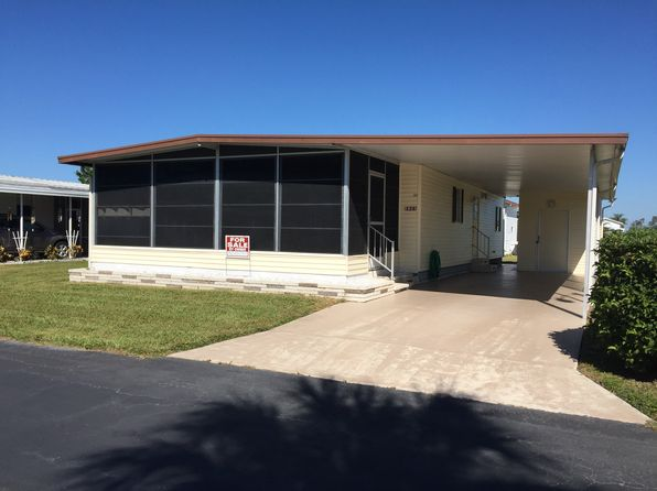 2 bed 2 bath Mobile / Manufactured at 436 SPRUCE AVE VENICE, FL, 34285 is for sale at 140k - 1 of 9