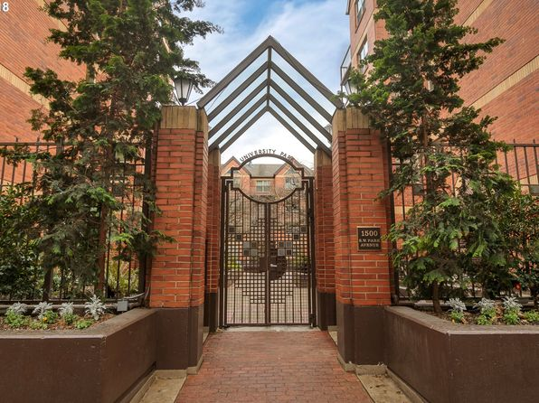 1 bed 1 bath Condo at 1500 SW Park Ave Portland, OR, 97201 is for sale at 260k - 1 of 20