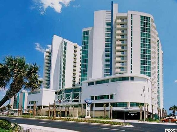 3 bed 3 bath Condo at 300 N Ocean Blvd North Myrtle Beach, SC, 29582 is for sale at 365k - google static map