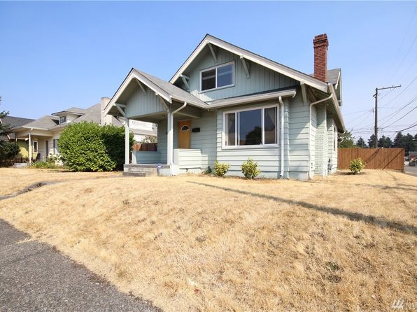 4 bed 1 bath Single Family at 5321 S Oakes St Tacoma, WA, 98409 is for sale at 200k - 1 of 15