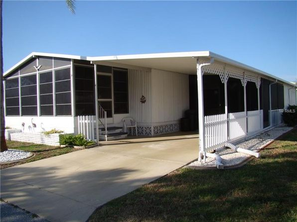 2 bed 2 bath Mobile / Manufactured at 9 Savona Ave Englewood, FL, 34223 is for sale at 122k - 1 of 25