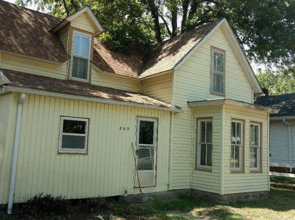 4 bed 1 bath Single Family at 205 N Stark St Bennington, KS, 67422 is for sale at 35k - 1 of 16