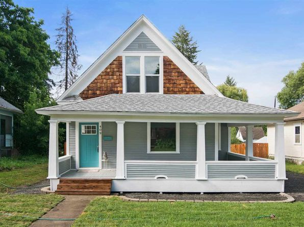 4 bed 2 bath Single Family at 409 E 9th Ave Spokane, WA, 99202 is for sale at 218k - 1 of 20