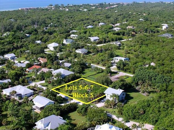 null bed null bath Vacant Land at 555 Piedmont Rd Sanibel, FL, 33957 is for sale at 220k - 1 of 24