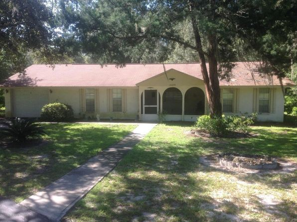 2 bed 2 bath Single Family at 33288 Ridge Manor Blvd Ridge Manor, FL, 33523 is for sale at 160k - 1 of 7