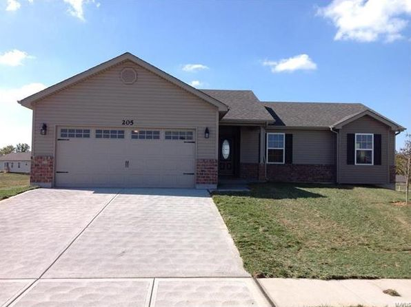 3 bed 2 bath Single Family at 0-LOT 75 Stonegate Addition Wentzville, MO, 63385 is for sale at 215k - 1 of 17