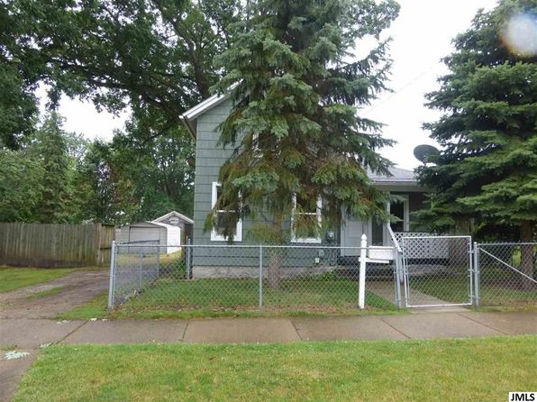 2 bed 1 bath Single Family at 109 E Argyle St Jackson, MI, 49202 is for sale at 40k - 1 of 21