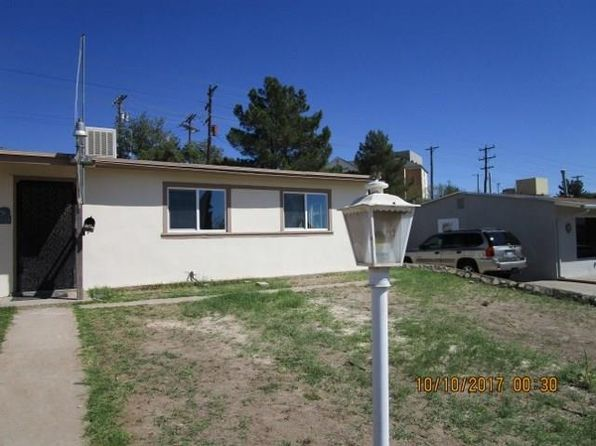 4 bed 2 bath Single Family at 5923 TEJAS DR EL PASO, TX, 79905 is for sale at 110k - 1 of 13