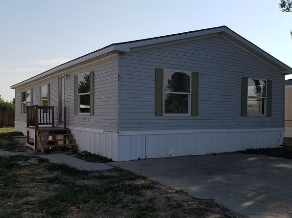 3 bed 2 bath Mobile / Manufactured at 45 Yucca Cir Casper, WY, 82604 is for sale at 28k - google static map