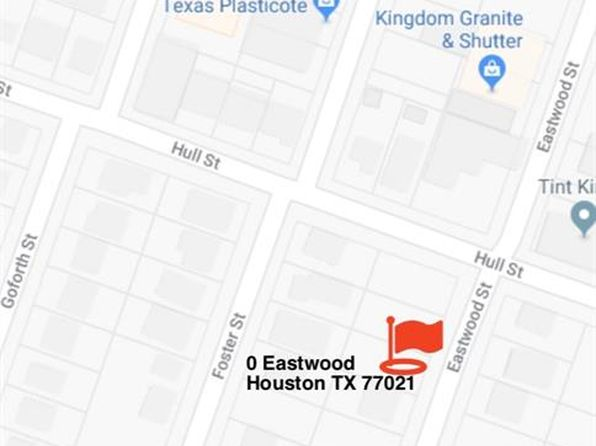 null bed null bath Vacant Land at 0 Eastwood Houston, TX, 77021 is for sale at 45k - 1 of 7
