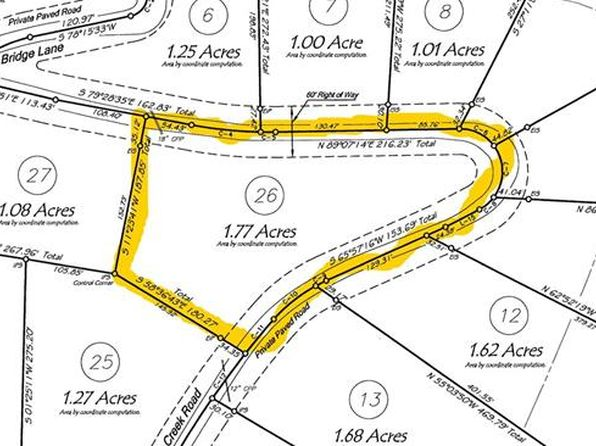 null bed null bath Vacant Land at  Lot 26 E Rambling Creek Rd Tryon, NC, 28782 is for sale at 46k - 1 of 10