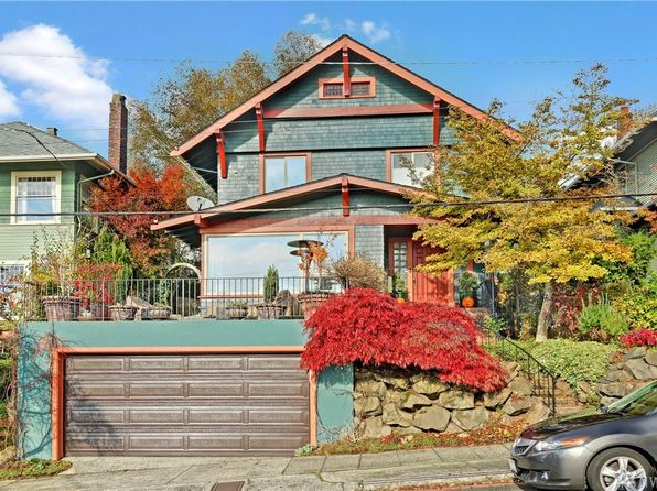 4 bed 3 bath Single Family at 806 W Crockett St Seattle, WA, 98119 is for sale at 1.39m - 1 of 22