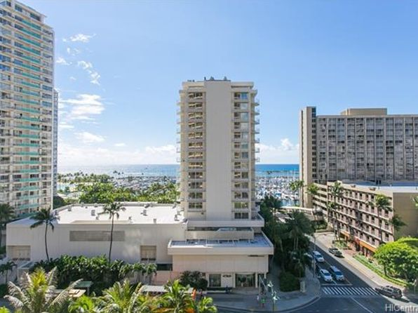 2 bed 2 bath Townhouse at 1778 Ala Moana Blvd Honolulu, HI, 96815 is for sale at 425k - 1 of 14