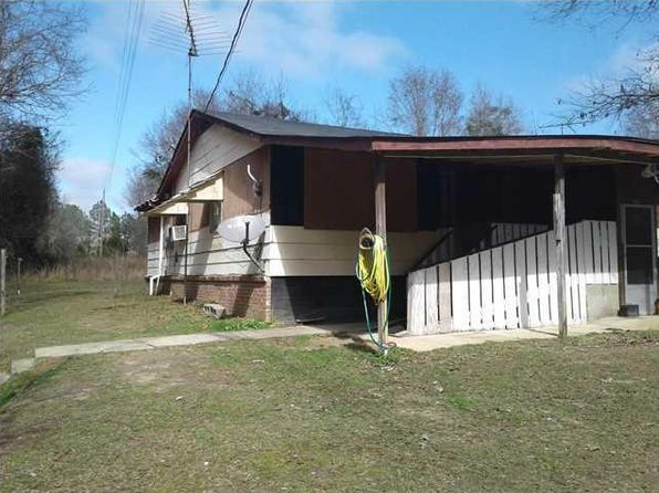 3 bed 3 bath Single Family at 135 F D Holm Rd Mc Intosh, AL, 36553 is for sale at 58k - 1 of 7