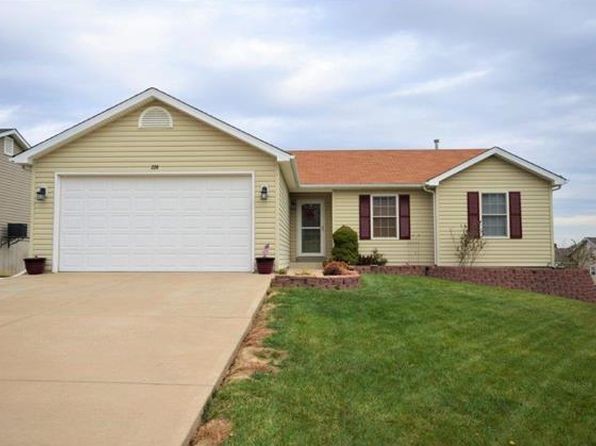 5 bed 2 bath Single Family at 228 Gobbler Dr Troy, MO, 63379 is for sale at 190k - 1 of 20