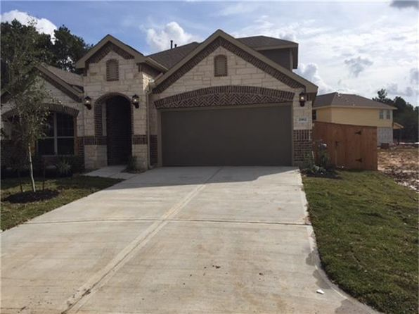 4 bed 4 bath Single Family at 2962 Fox Ledge Ln Conroe, TX, 77301 is for sale at 267k - 1 of 15