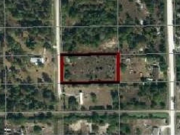 null bed null bath Vacant Land at 175 S TREBOL ST CLEWISTON, FL, 33440 is for sale at 12k - google static map