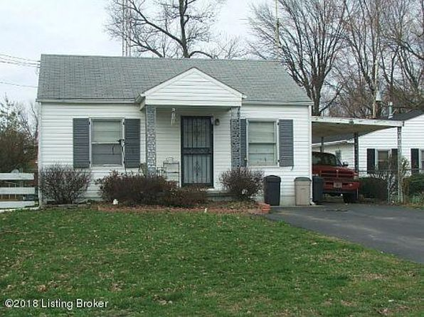 2 bed 1 bath Single Family at 1705 Sadie Ln Shively, KY, 40216 is for sale at 45k - google static map