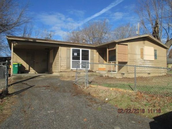 3 bed 1 bath Single Family at 3700 DIANA ST SPRINGDALE, AR, 72764 is for sale at 43k - 1 of 7
