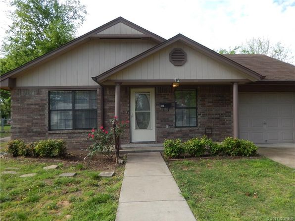 4 bed 2 bath Single Family at 504 E 16th St Okmulgee, OK, 74447 is for sale at 75k - 1 of 14