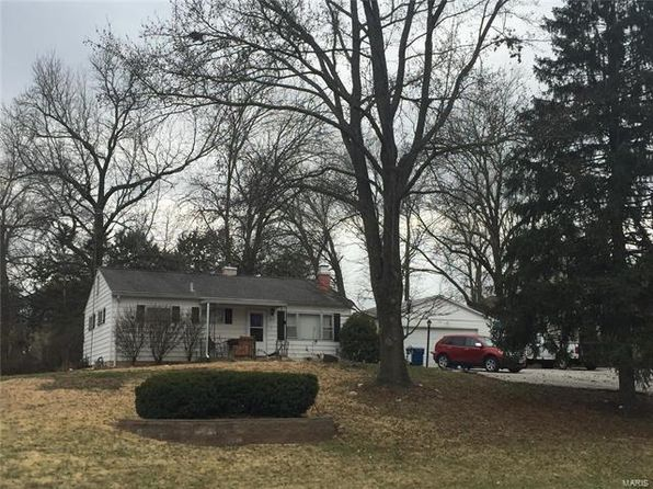 3 bed 1 bath Single Family at 222 HILLSDALE DR BALLWIN, MO, 63011 is for sale at 155k - google static map