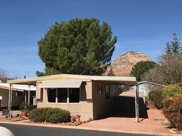 3 bed 1 bath Mobile / Manufactured at 205 Sunset Dr Sedona, AZ, 86336 is for sale at 46k - 1 of 11