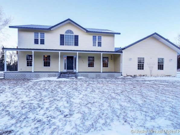 4 bed 2.5 bath Single Family at 2350 N Hassen Bey Dr Palmer, AK, 99645 is for sale at 420k - 1 of 42
