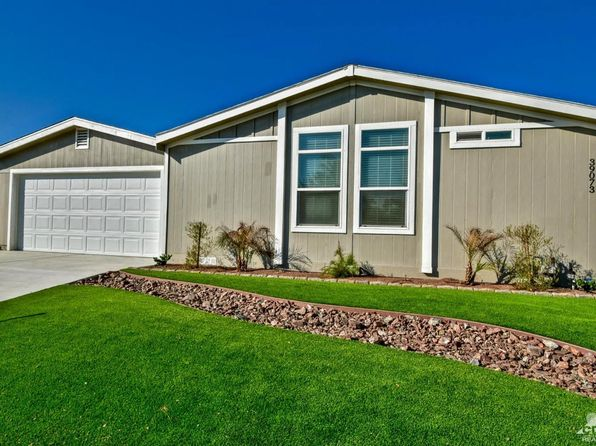 3 bed 2 bath Mobile / Manufactured at 39073 Palm Greens Pkwy Palm Desert, CA, 92260 is for sale at 315k - 1 of 46