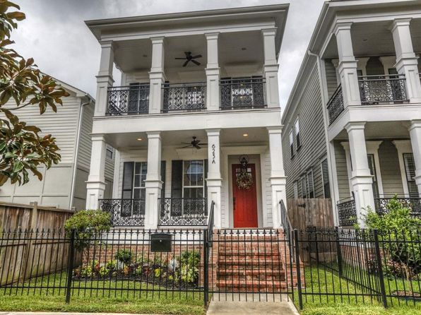 4 bed 5 bath Single Family at 623 Allston St Houston, TX, 77007 is for sale at 1.11m - 1 of 32