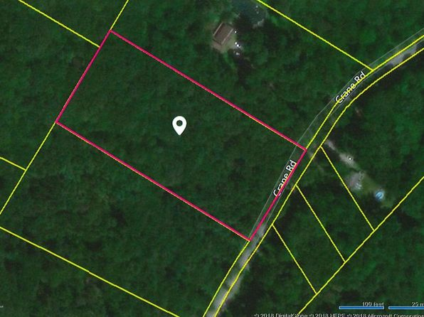 null bed null bath Vacant Land at 6 Crane Rd Lakeville, PA, 18438 is for sale at 35k - 1 of 3