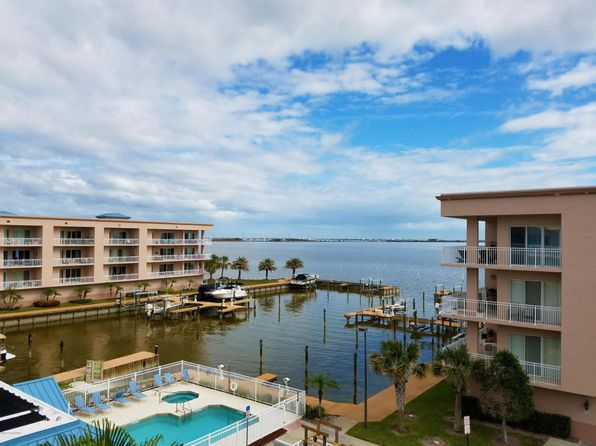 3 bed 3 bath Condo at 580 S BANANA RIVER DR MERRITT ISLAND, FL, 32952 is for sale at 380k - 1 of 29