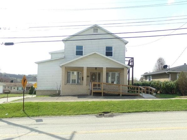 4 bed 3 bath Single Family at 208 E Church Ave Masontown, PA, 15461 is for sale at 128k - 1 of 15