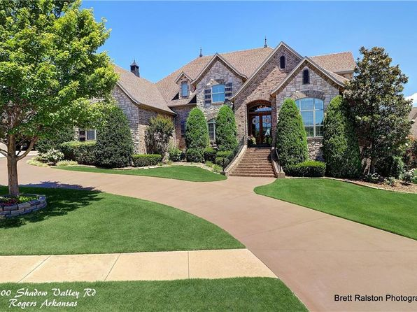 4 bed 6 bath Single Family at 6800 W Shadow Valley Rd Rogers, AR, 72758 is for sale at 799k - 1 of 30