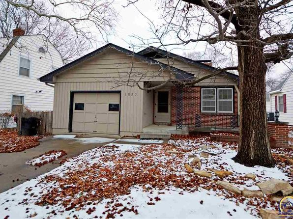 4 bed 2 bath Single Family at 1630 SW Collins Ave Topeka, KS, 66604 is for sale at 95k - 1 of 12