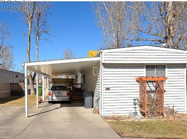 2 bed 2 bath Mobile / Manufactured at 1399 Sunset Pl Loveland, CO, 80537 is for sale at 45k - 1 of 23