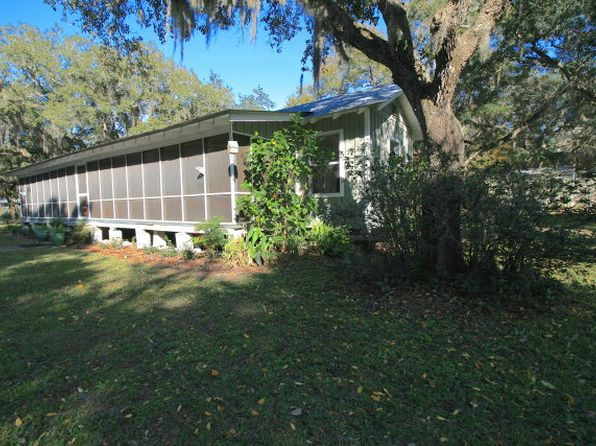 4 bed 2 bath Single Family at 17 SE 216TH ST SUWANNEE, FL, 32692 is for sale at 149k - 1 of 45