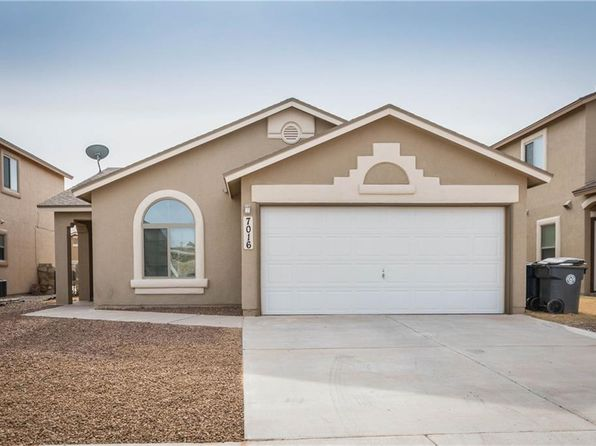 3 bed 2 bath Single Family at 7016 COPPER TOWN DR EL PASO, TX, 79934 is for sale at 125k - 1 of 31