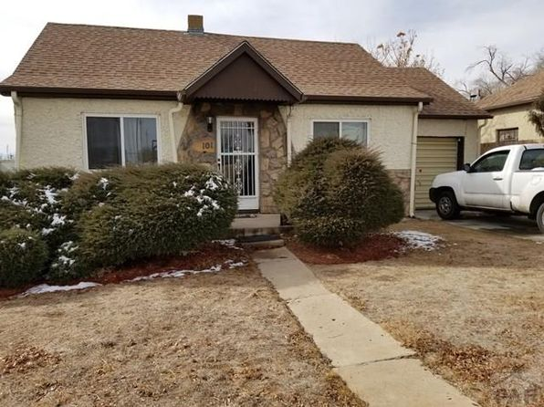 2 bed 1 bath Single Family at 101 N La Crosse Ave Pueblo, CO, 81001 is for sale at 76k - 1 of 22