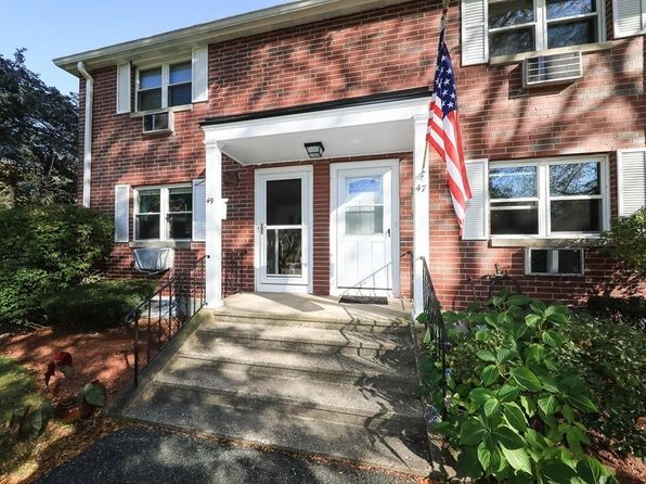 2 bed 1 bath Condo at 49 Kingston St North Andover, MA, 01845 is for sale at 200k - 1 of 22