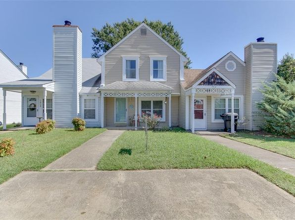3 bed 2 bath Townhouse at 1510 Fairfax Dr Virginia Beach, VA, 23453 is for sale at 149k - 1 of 31
