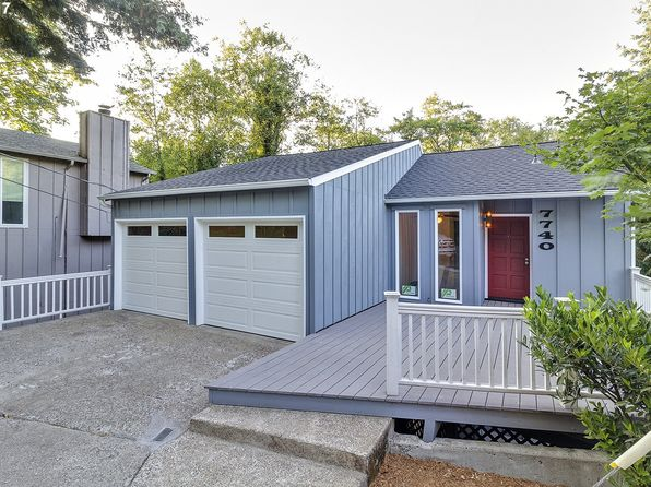 4 bed 2.1 bath Single Family at 7740 SW 4th Ave Portland, OR, 97219 is for sale at 460k - 1 of 18