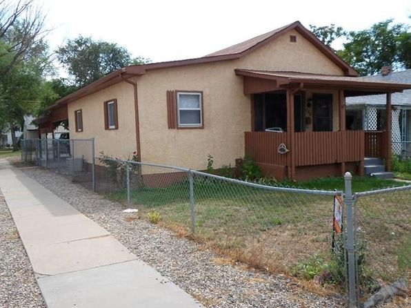 2 bed 1 bath Single Family at 728 E 3rd St Pueblo, CO, 81001 is for sale at 84k - 1 of 18