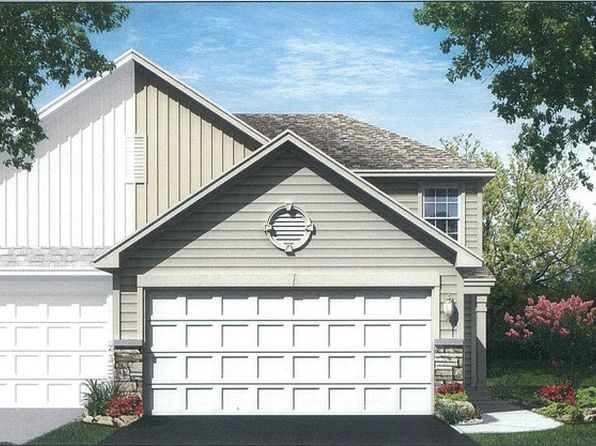 2 bed 2 bath Townhouse at 1056 Turin Dr Hampshire, IL, 60140 is for sale at 143k - google static map
